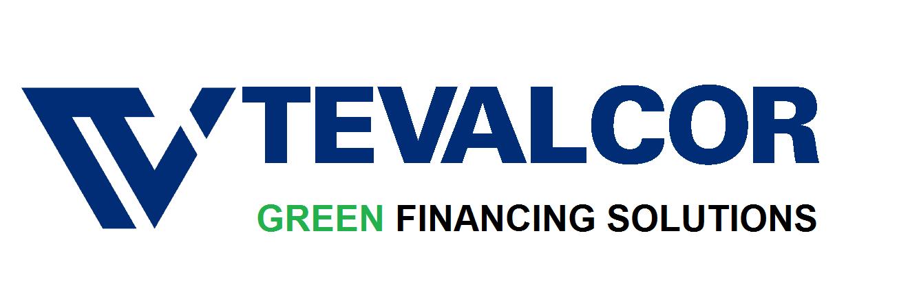 LOGO TEVALCOR GREEN FINANCING