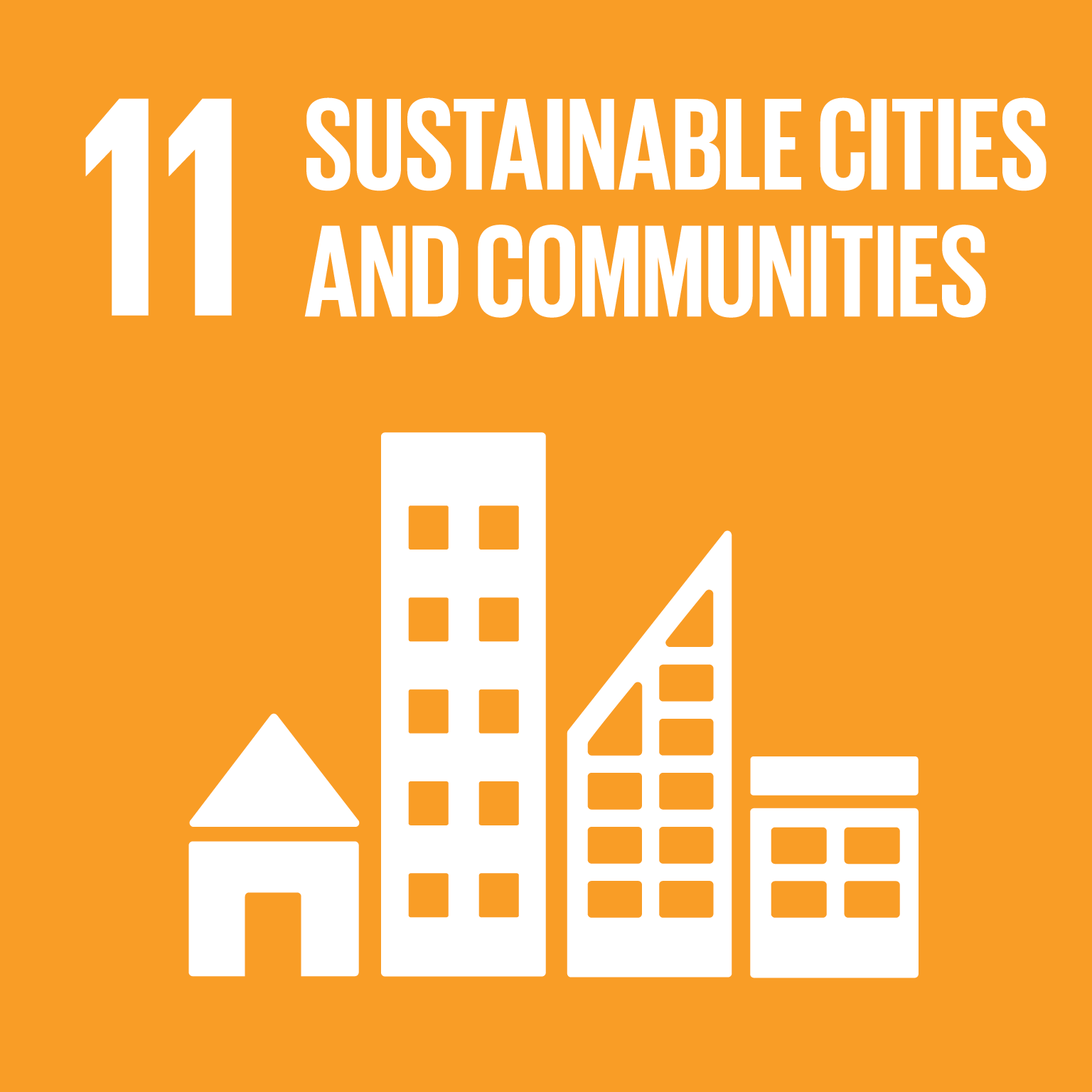 Sustainable cities and communities - Sustainable Development Goals