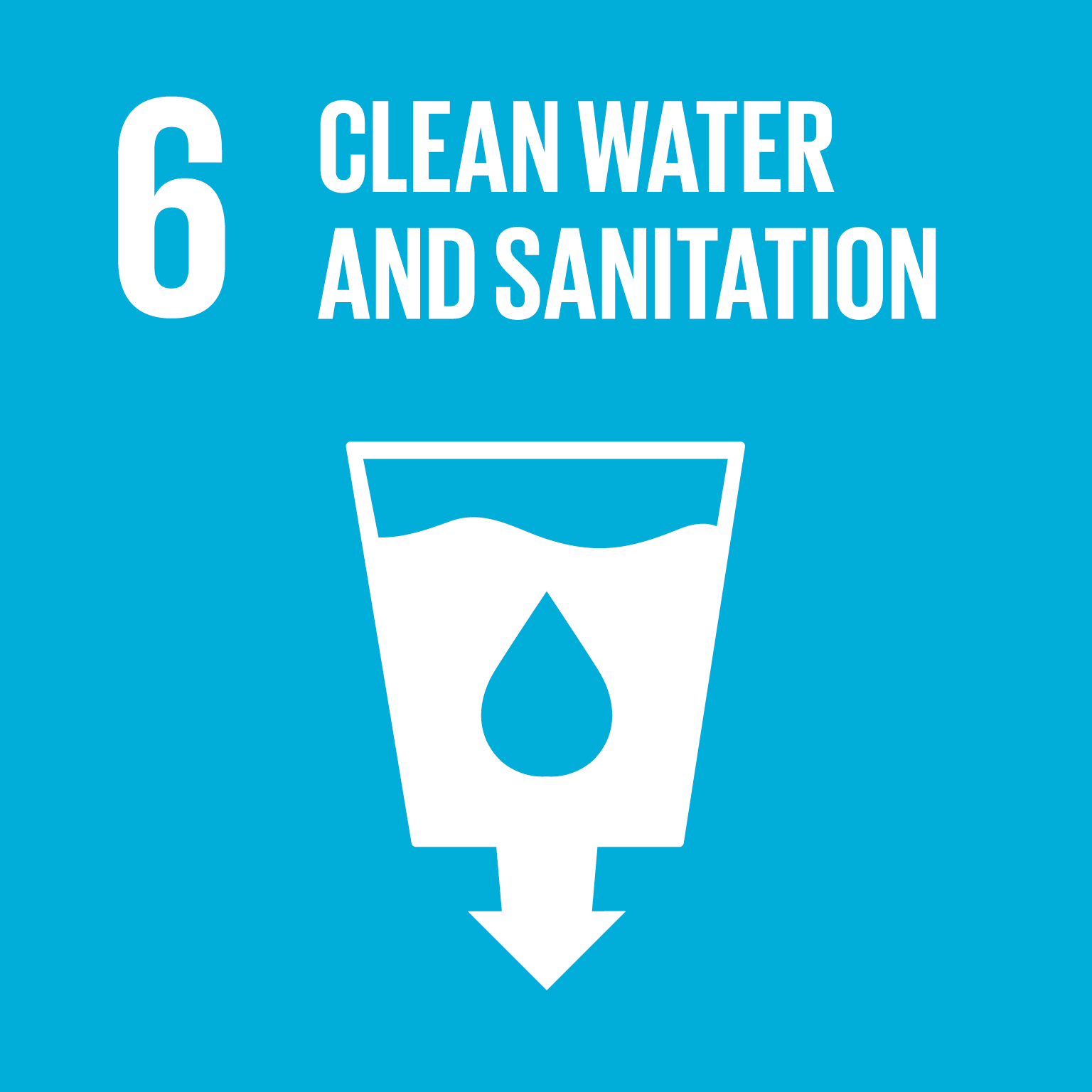 Clean water and sanitation - Sustainable Development Goals