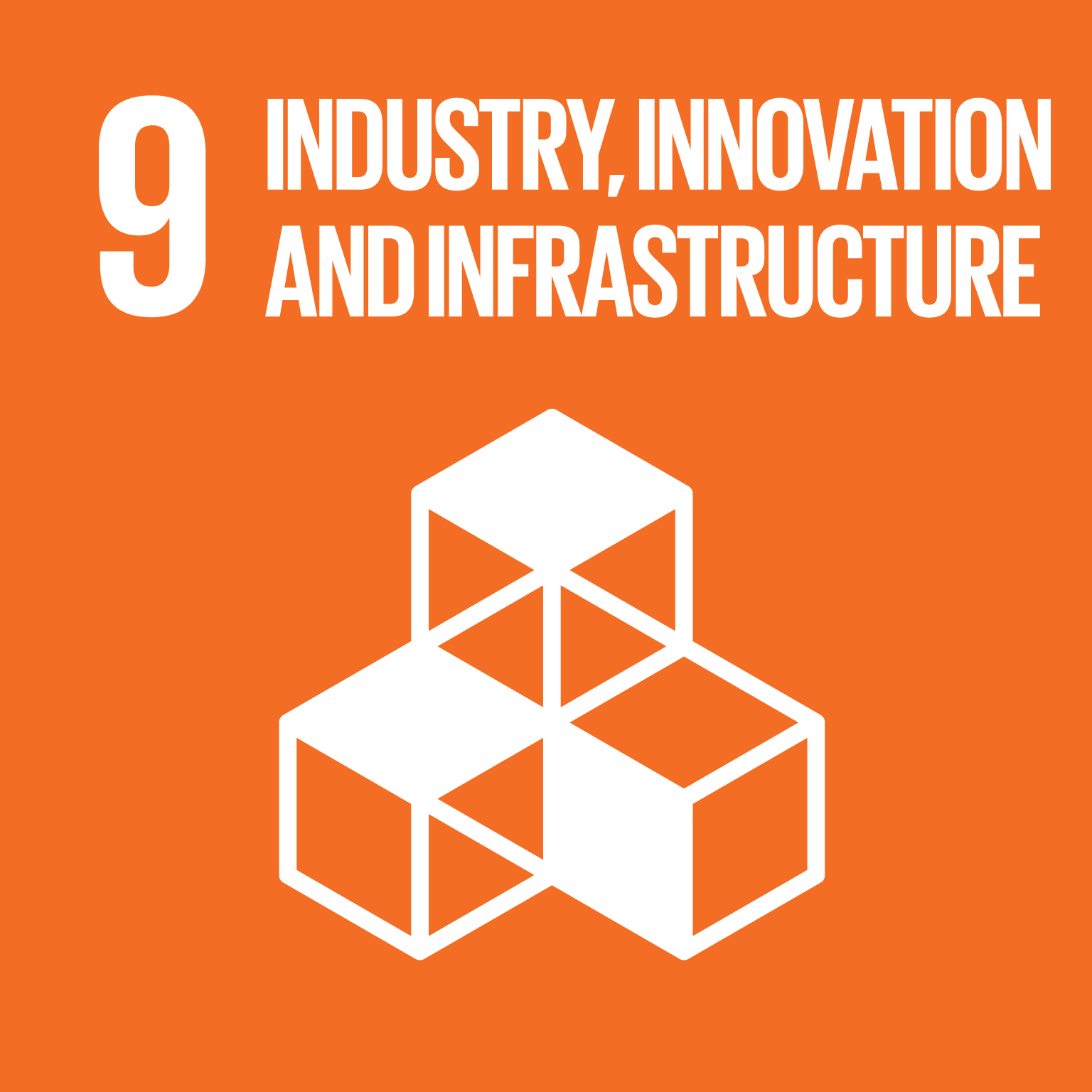 Industry, innovation and infraestructure - Sustainable Development Goals