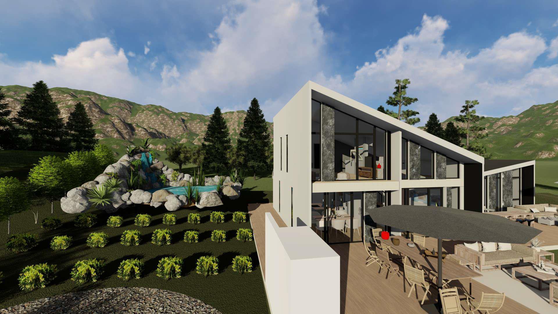 Tevalcor Model - Sustainable Home - Ecuador